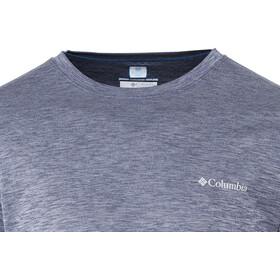 Columbia Zero Rules - Camiseta de manga larga Hombre - azul